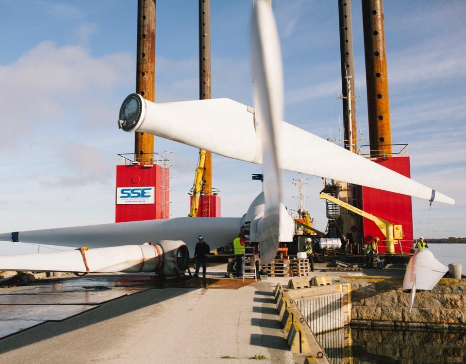 Momentum Første Offshore Repowering