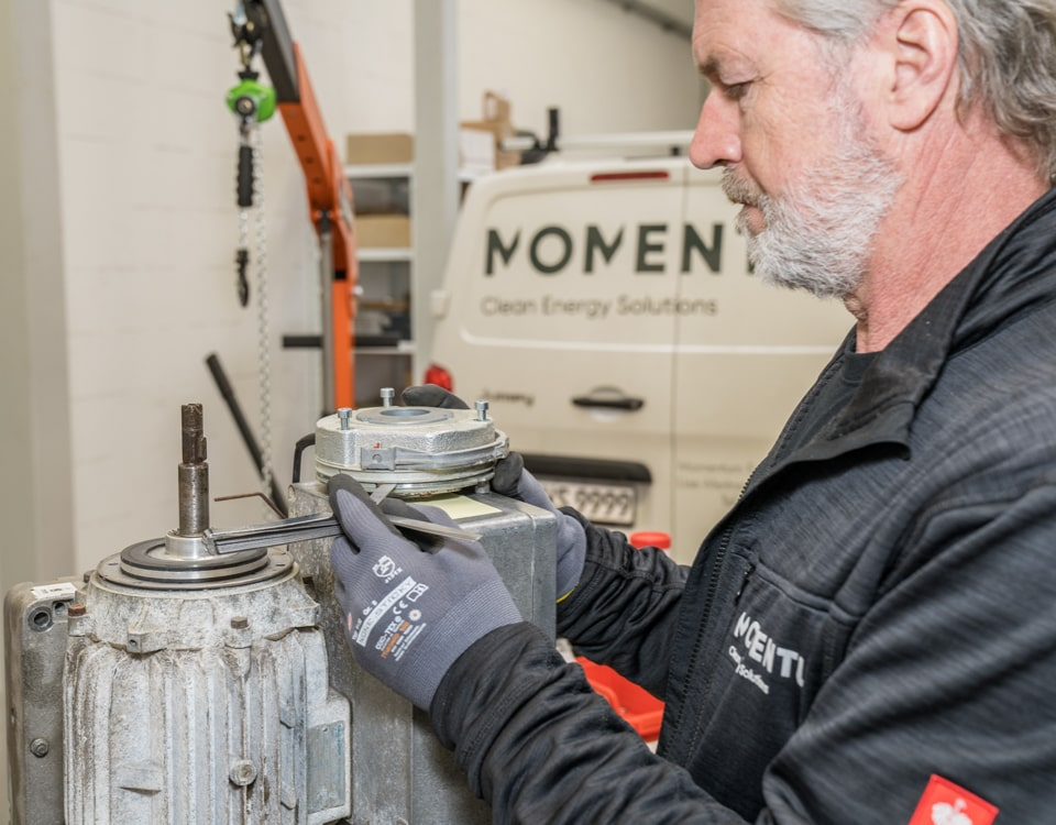 Momentum Energy Services GmbH in Bremen got what it takes