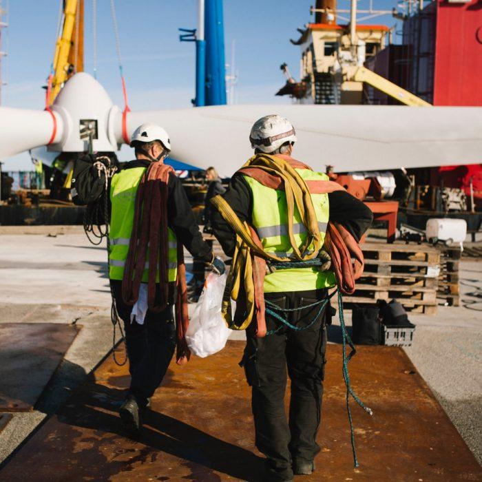 Momentum Gruppen Offshore Vind Repowering